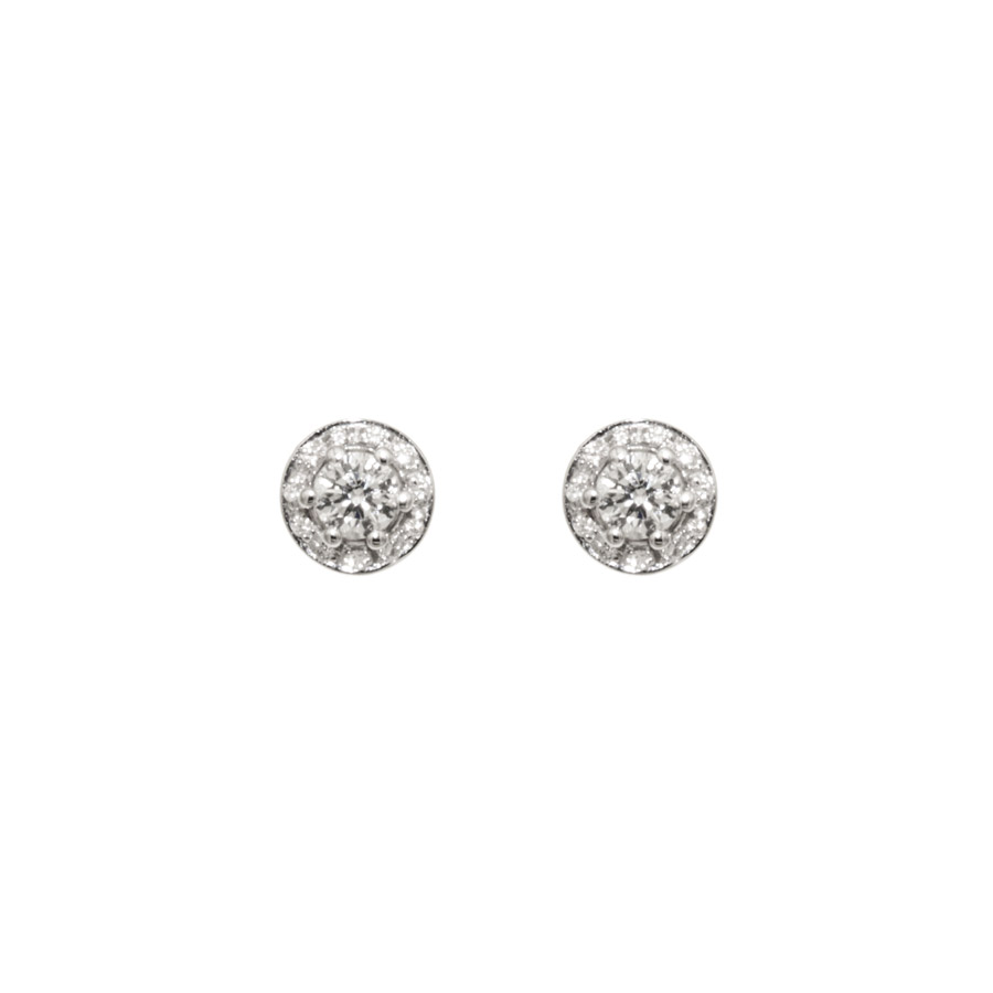 Damiani Jewelry Made In Italy Earrings Minou Pave