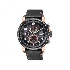 watch-man-citizen-chrono-h800-sport-black-radio-controlled-steel-pink-pvd-leather-071