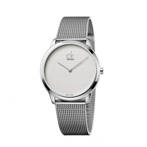 watch-man-unisex-ck-swiss-minimal-collection-steel-case-mm40-canvas-steel-strap-dial-silver-grey