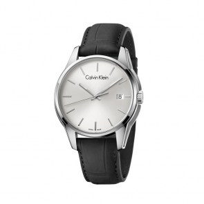 watch-man-unisex-ck-tone-collection-steel-black-leather-strap-dial-silver-black