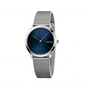 watch-unisex-ck-minimal-mm35-steel-canvas-steel-strap-blue-ck-k3m2212n