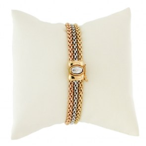 woman-soft-bracelet-fope-italy-jewelry-3-colors-gold-18kt-yellow-white-red