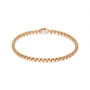 woman-bracelet-fope-jewelry-340-collection-red-gold-340b-rg-2