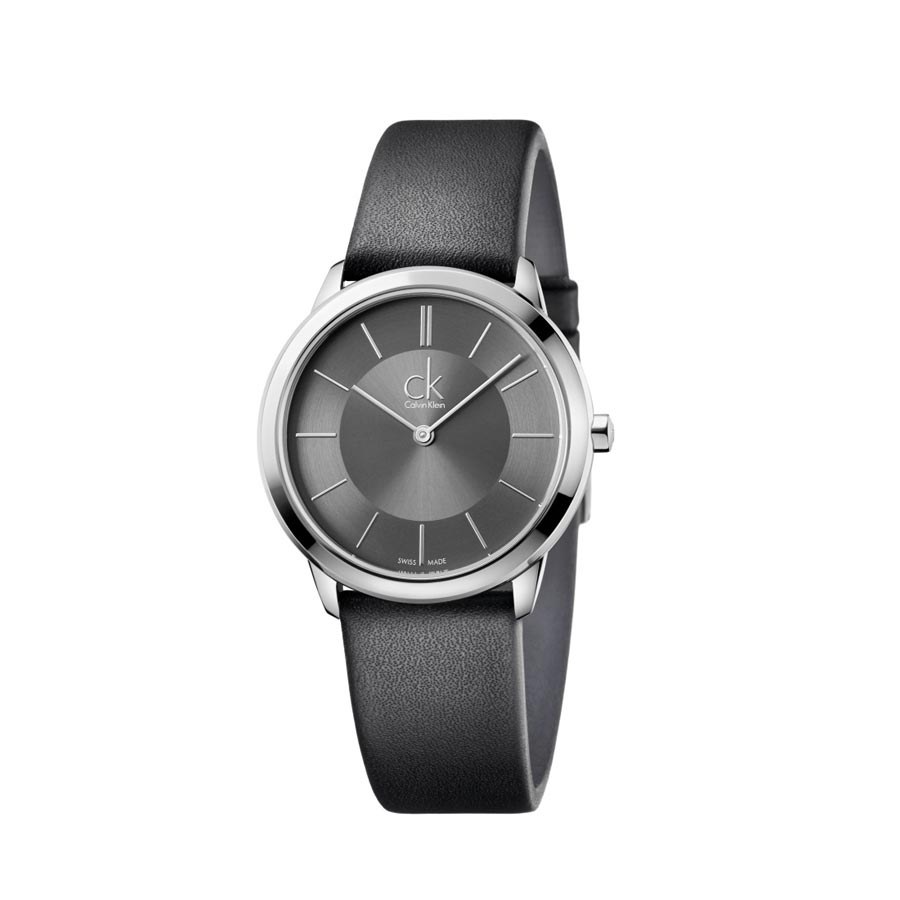 watch silver minimal with multiple for men product ethos watches dial klein ck calvin