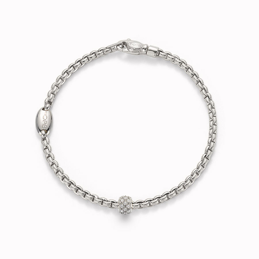 gift bracelet img products heart link silver sided amazing plated charm woman double chain